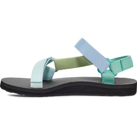 Teva Original Universal Sandali Donna, light green multi